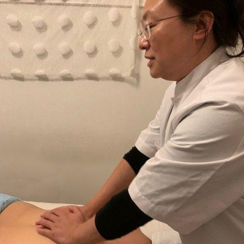 rugbehandeling shuxin massage haarlem